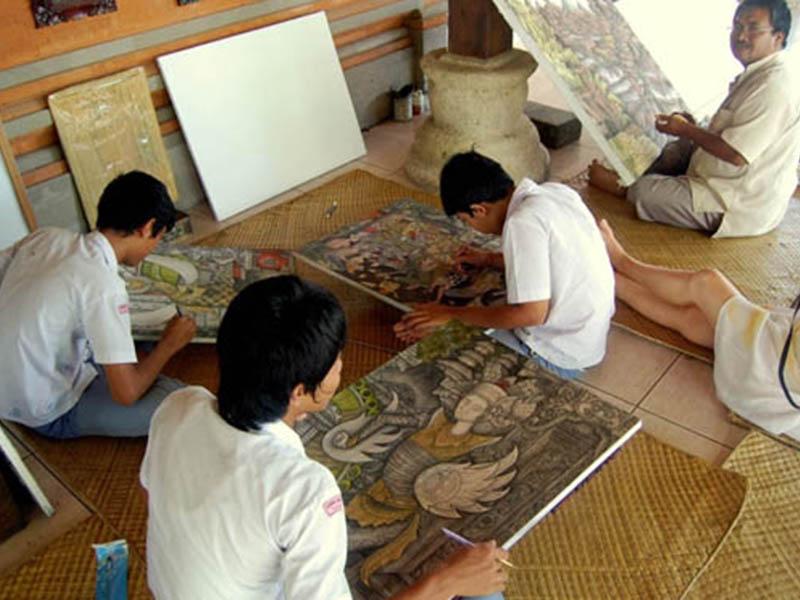 Hasil gambar untuk Batuan Village