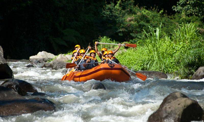 White Water Rafting At Ayung River Ubud Rinduku Bali Tours Bali Private Driver Bali Friendly Driver